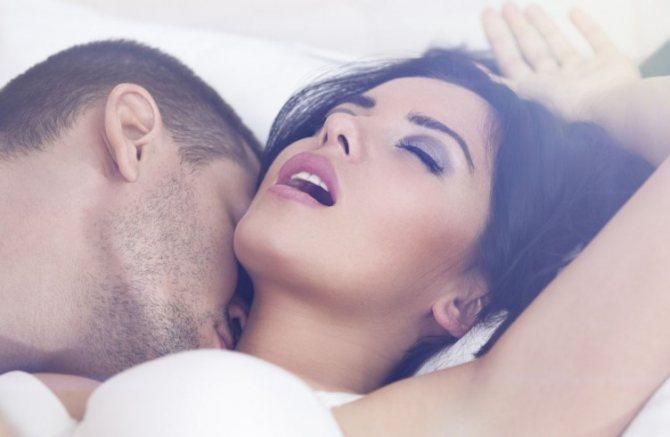 секс после родов можно или нет