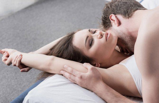 Секс во время месячных ощущения