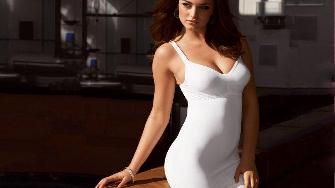 сексуальный рост и вес женщины