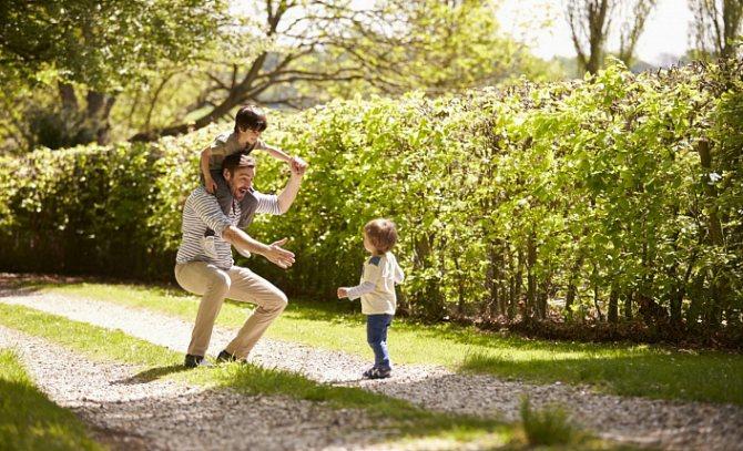 семья, дети, родители, подавать пример детям