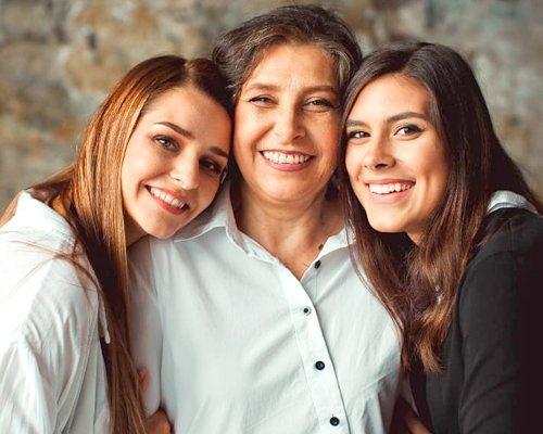 семья и родители тархановой