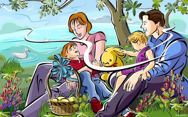 семья термин