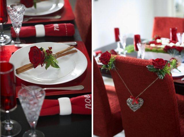 Сервировка на Оловянной свадьбе