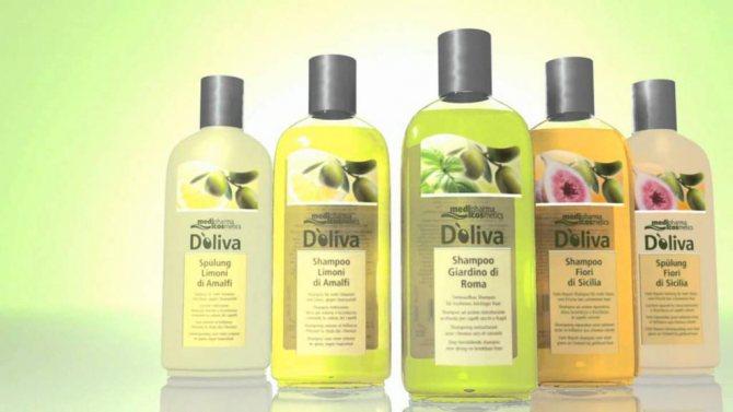 шампуни для ломких и поврежденных волос