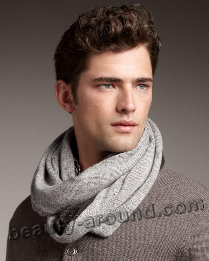 Шон О'Прай / Sean O'Pry самая красивая мужская модель фото