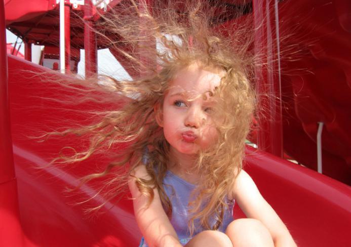 сильно магнитятся волосы что делать