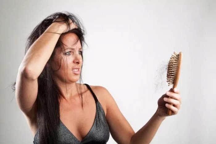 Сильно выпадают волосы