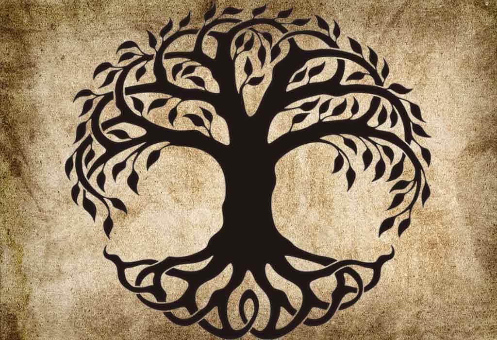 Символ дерево жизни