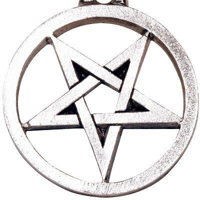 символ перевернутая звезда