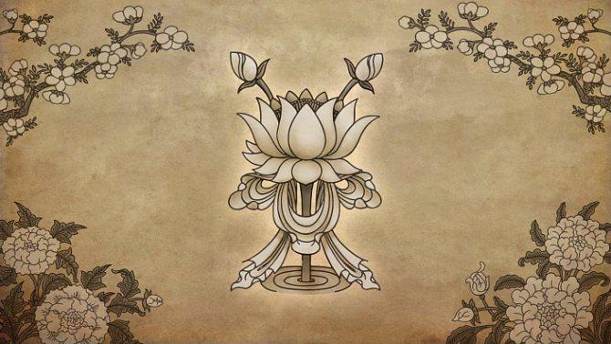 символы буддизма лотос