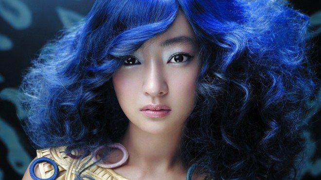 Синий цвет охлаждает чувства