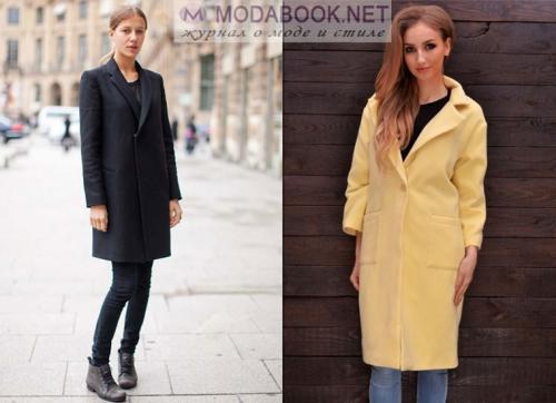 Сиреневое пальто с чем носить. С чем носить фиолетовое пальто 24