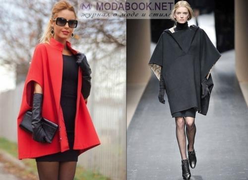 Сиреневое пальто с чем носить. С чем носить фиолетовое пальто 26