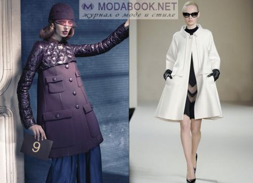 Сиреневое пальто с чем носить. С чем носить фиолетовое пальто 28