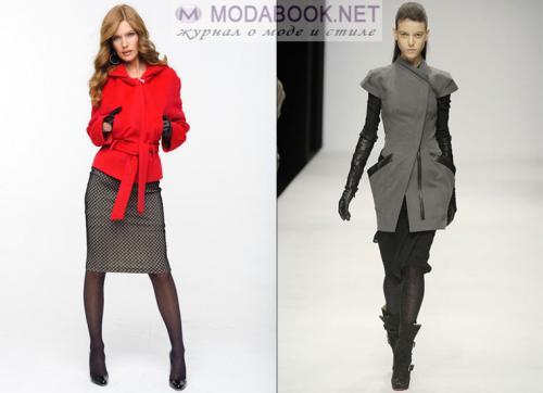 Сиреневое пальто с чем носить. С чем носить фиолетовое пальто 30