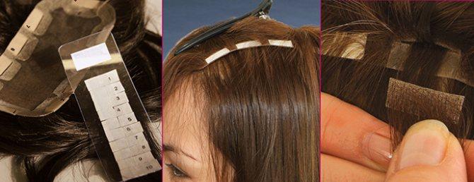 Система Hair Wear и крепление