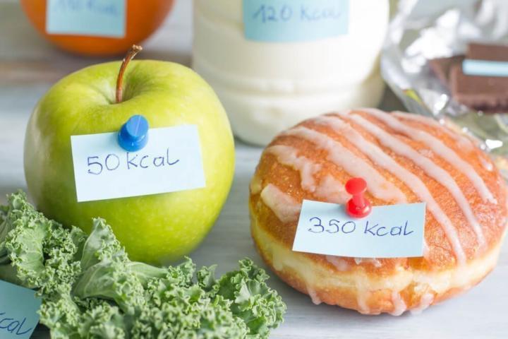 Сколько калорий в день нужно человеку