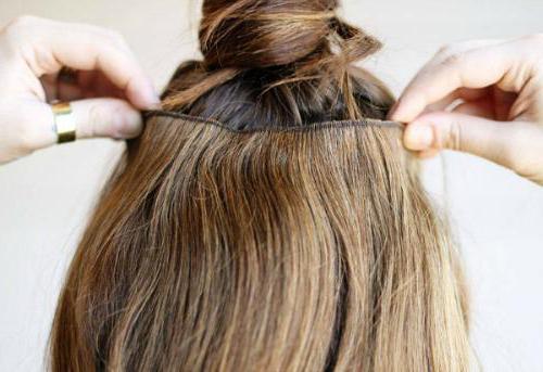 сколько можно ходить с нарощенными волосами