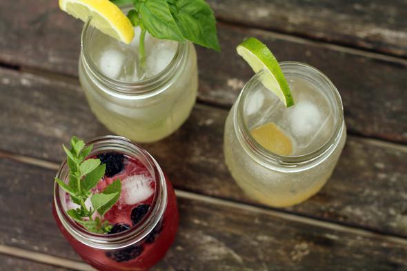 сладкие газированные напитки