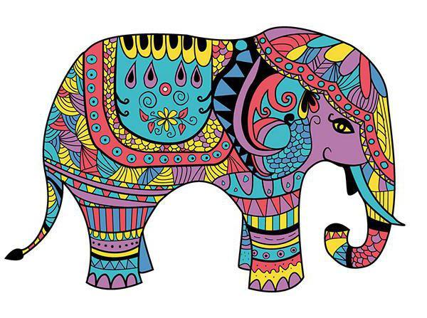 слон в индии символ