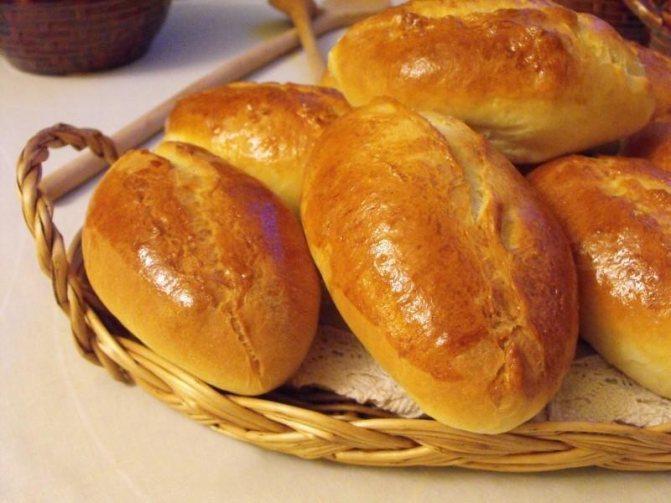 Сметанное тесто без дрожжей хорошо для духовых пирожков
