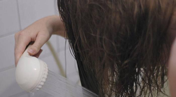 Смывание маски