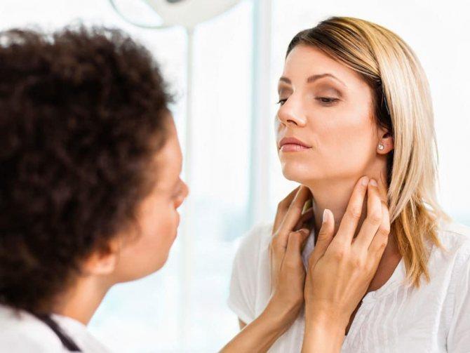 Снижение либидо при болезнях щитовидки