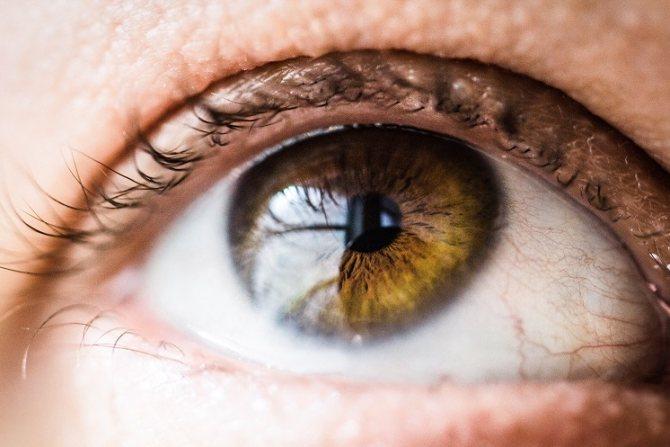 снять покраснение глаз в домашних условиях