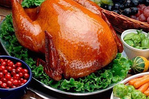 Сочная жаренная курица