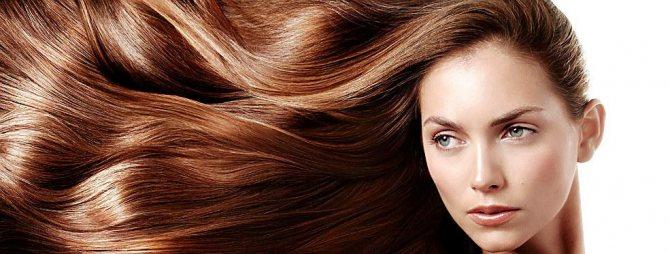 Сода поможет добиться потрясающей красоты волос