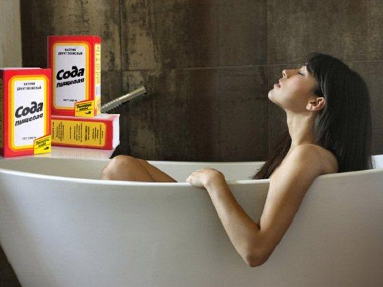 Содовые ванны для похудения, 3 рецепта ванн, противопоказания