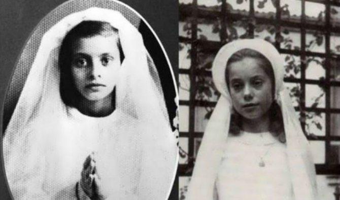 Софи Лорен в детстве