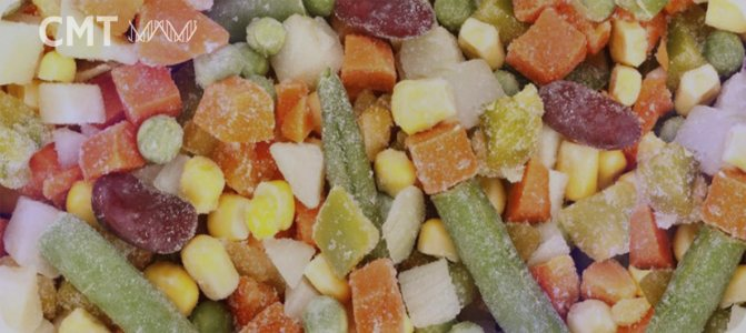 Сохраняются ли витамины в продуктах при заморозке?