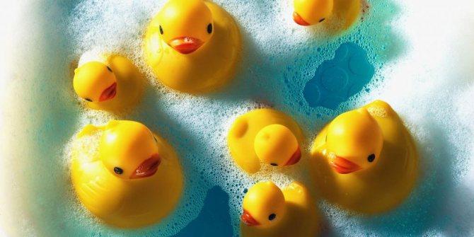 соль для ванны польза для детей