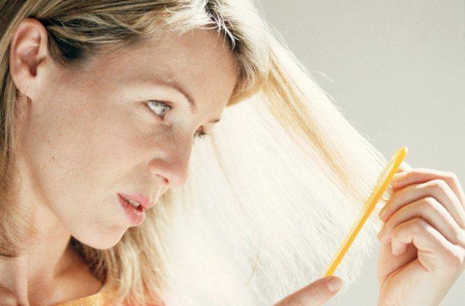 солевой спрей для волос