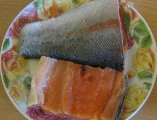 солить красную рыбу в домашних условиях