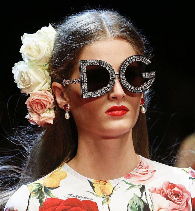 Солнцезащитные очки тренд 2019