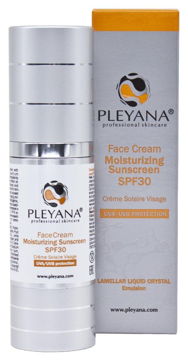 солнцезащитный крем, крем от солнца, защита от солнца, солнцезащитный, крем для лица, спф, спф защита, плеяна, pleyana, spf