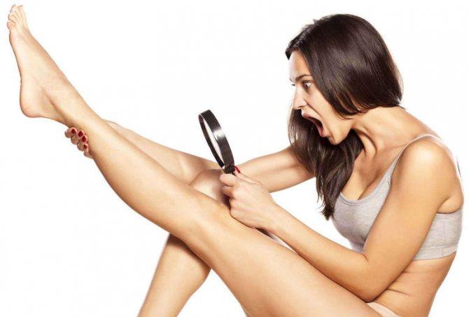 Сон о волосатых ногах