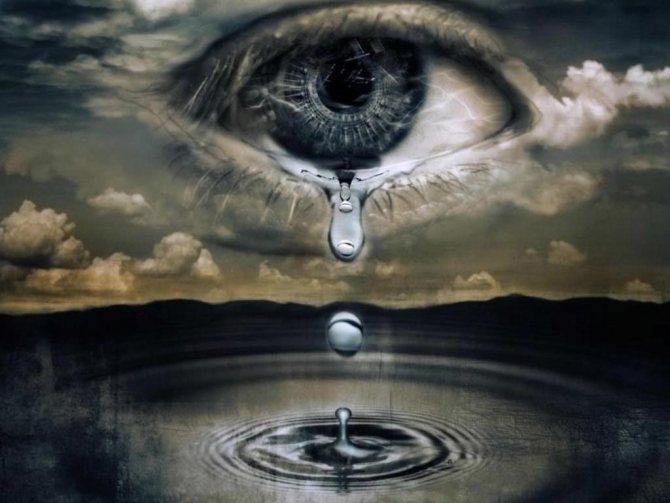 Сон: плачу во сне. Сонник: плакать навзрыд. Толкование снов