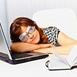 Сонливость в рабочее время