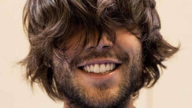 Сонник длинные волосы у мужчины