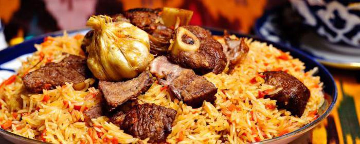 Рис для плова-специальные сорта, какой рис лучше