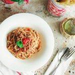 Спагетти Болоньезе классический итальянский рецепт