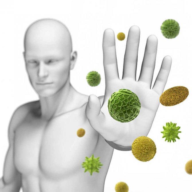 Спасаем иммунитет