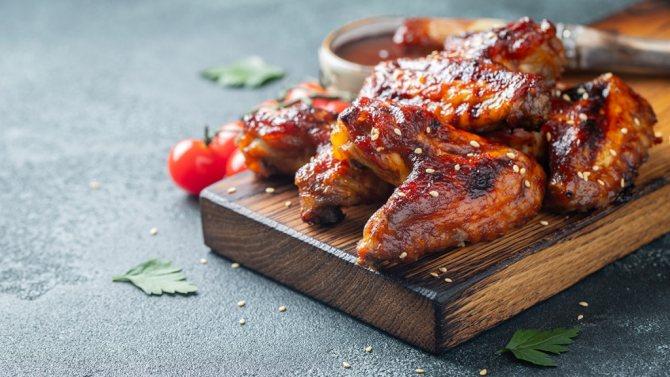 Специи для жарки мяса птицы