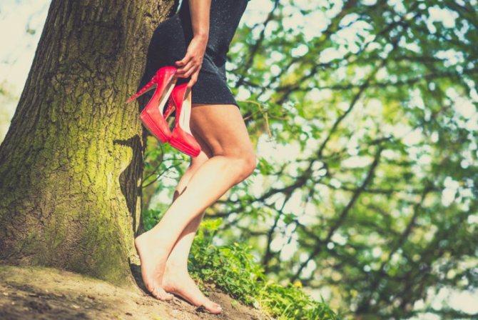 Способы похудения летом