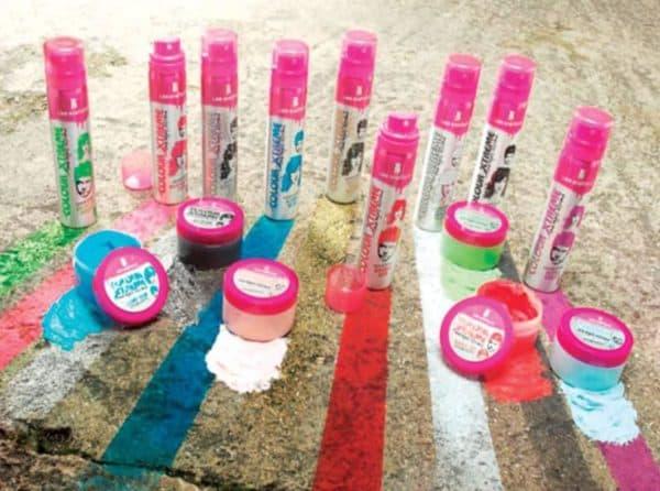 Спрей краска для волос Colour Xtreme