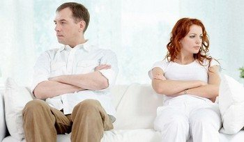 ссора между возлюбленными