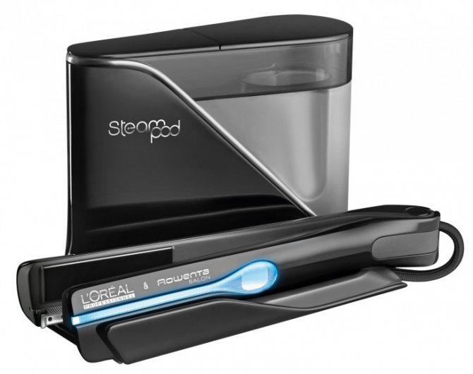 Стайлер для волос как выбрать The L'Oreal Steampod